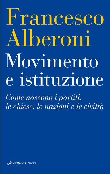 Movimento e istituzione